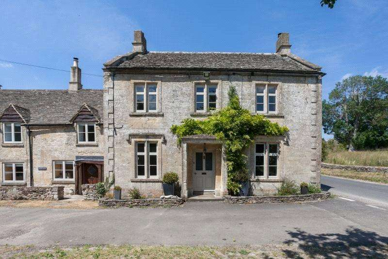 5 Bedrooms Semi Detached House for sale in Aldsworth, Cheltenham, Gloucestershire, GL54