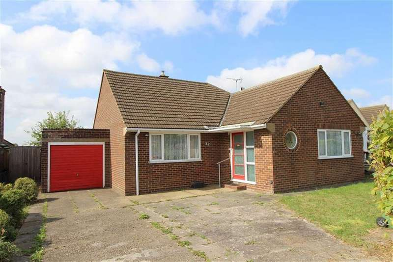 3 Bedrooms Detached Bungalow for sale in Church Lane, Eaton Bray