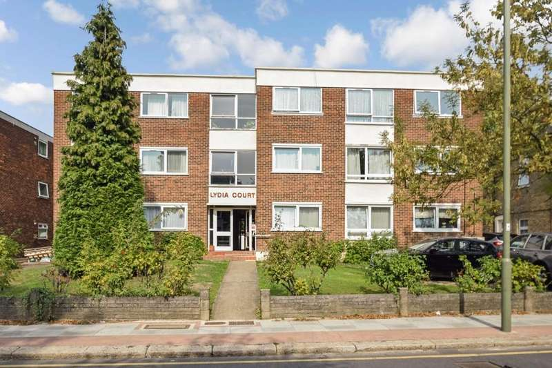 2 Bedrooms Ground Flat for sale in Lydia Court, Alexandra Grove, North Finchley,N12