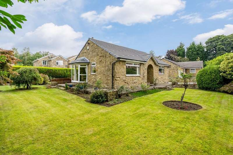 3 Bedrooms Detached Bungalow for sale in Shirley Road, off Upper Lane, Little Gomersal