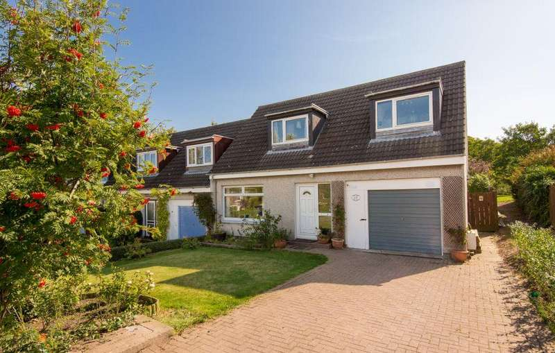 4 Bedrooms End Of Terrace House for sale in 18 Lamberton Court, Pencaitland, East Lothian, EH34 5BL