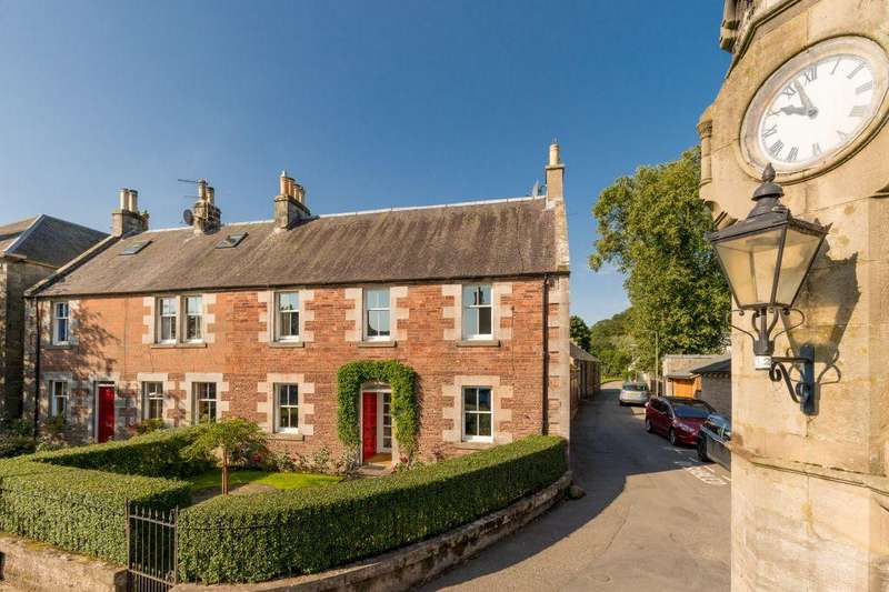 3 Bedrooms Cottage House for sale in Muirhead Cottage, Main Street, West Linton, EH46 7EE
