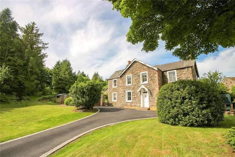 5 Bedrooms Detached House for sale in High House, Thackthwaite, Penrith, Cumbria
