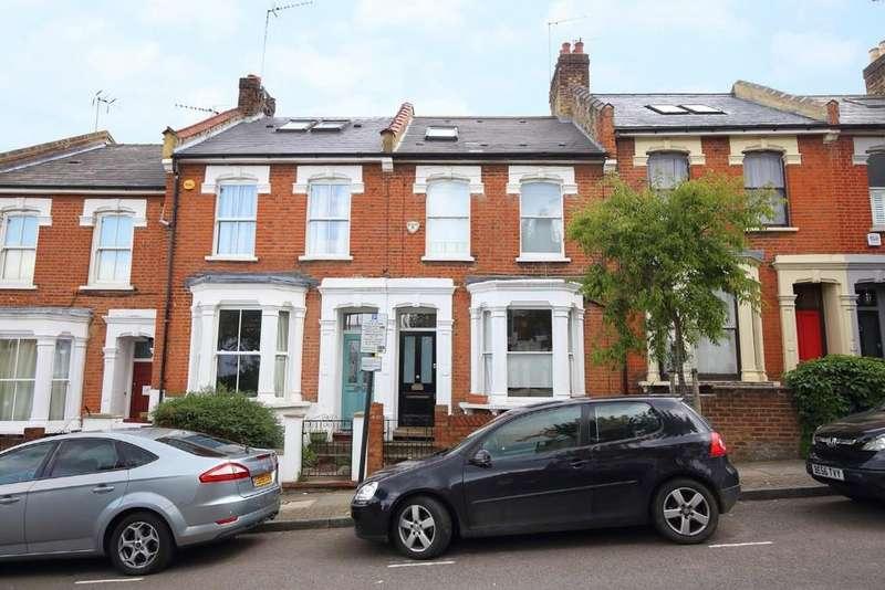 4 Bedrooms Terraced House for sale in Legard Road, N5 1DE