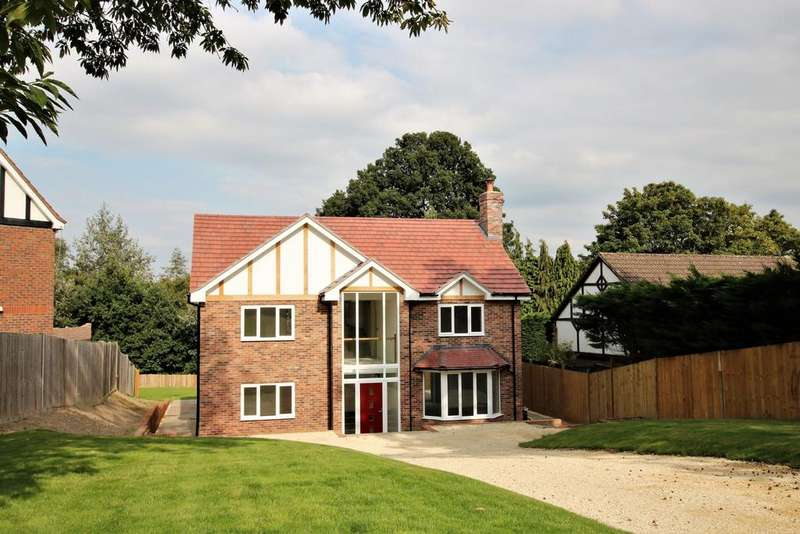 5 Bedrooms Detached House for sale in West End, Southampton