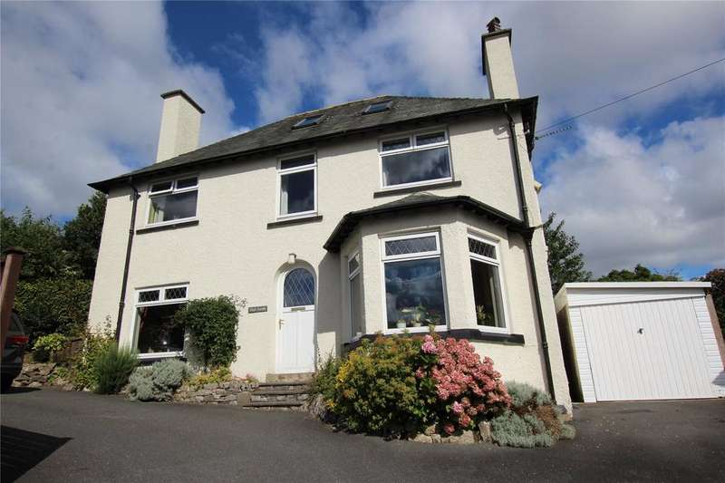 3 Bedrooms Detached House for sale in High Sands, The Heads, Grange-over-Sands, Cumbria