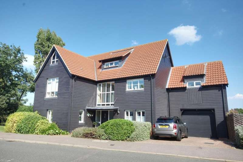 5 Bedrooms Detached House for sale in Eastfield Road, Laindon, Basildon