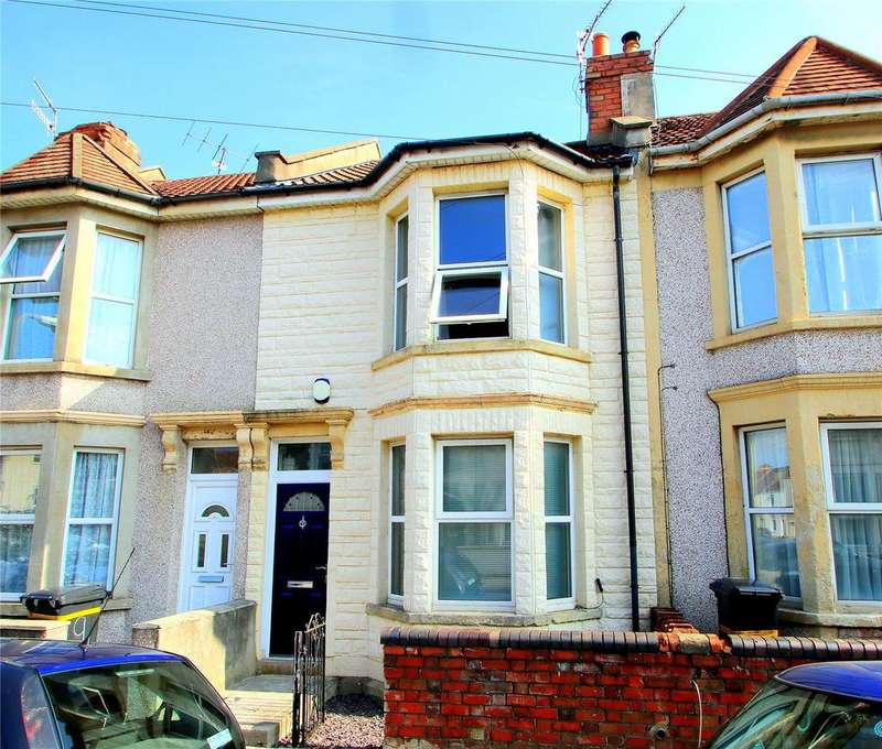 3 Bedrooms Terraced House for sale in Argus Road, Bedminster, Bristol, BS3
