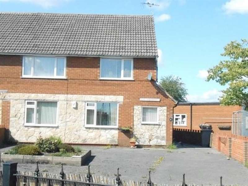 2 Bedrooms Flat for sale in The Meadows, Todwick