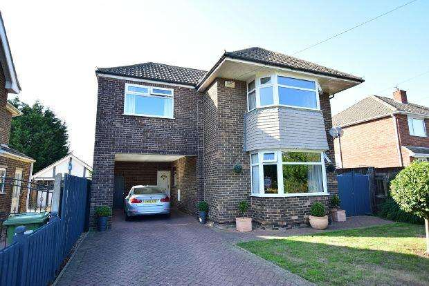 4 Bedrooms Detached House for sale in Westminster Drive, GRIMSBY