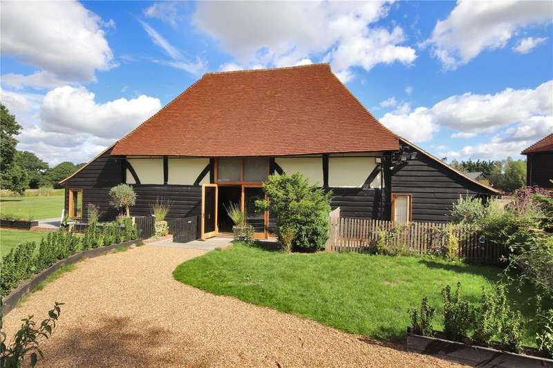 3 Bedrooms Detached House for sale in The Barn, Darling Buds Farm, Bethersden, TN26