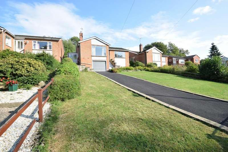 2 Bedrooms Detached Bungalow for sale in Brooklands Avenue, Wirksworth