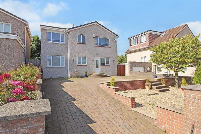 5 Bedrooms Detached House for sale in Souillac Drive, Denny