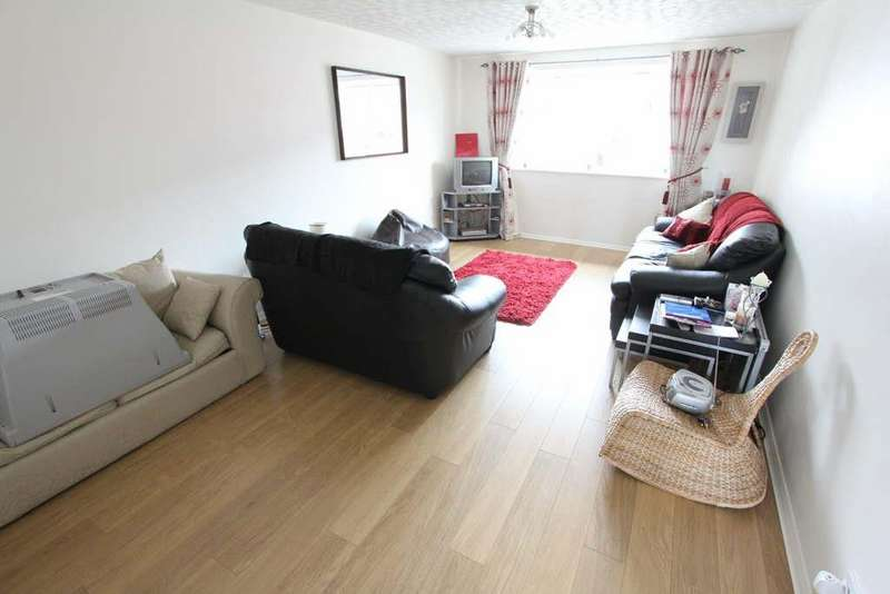 1 Bedroom Flat for sale in Vicarage Court, Earl Shilton