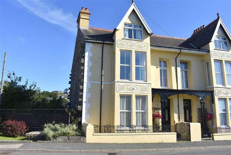 5 Bedrooms Semi Detached House for sale in Llanon, Ceredigion