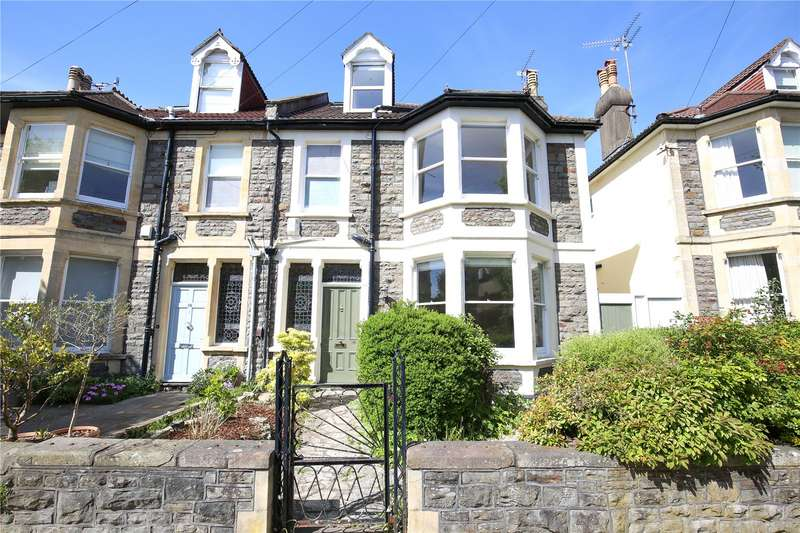5 Bedrooms Property for sale in Henleaze Avenue Henleaze Bristol BS9