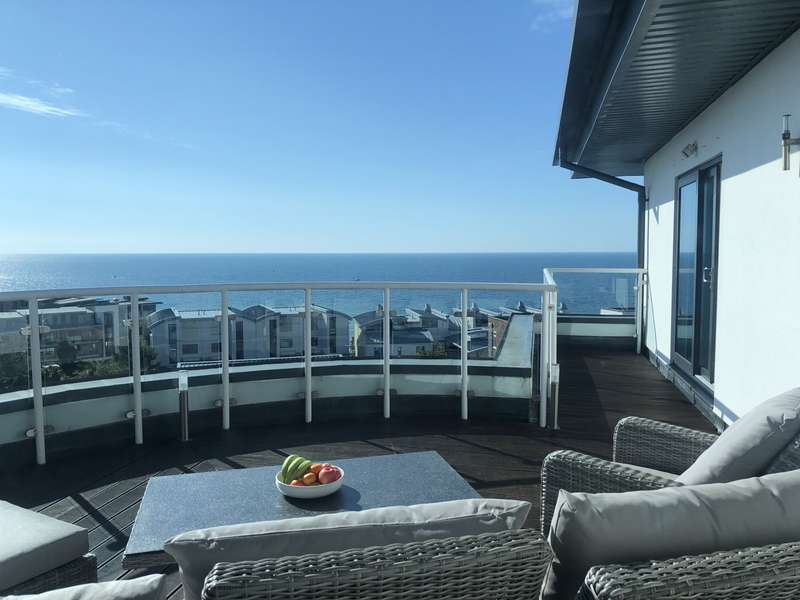 3 Bedrooms Penthouse Flat for sale in Boscombe Spa