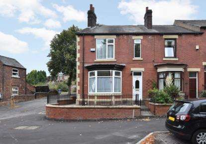 3 Bedrooms End Of Terrace House for sale in Ellesmere Road North, Sheffield, South Yorkshire