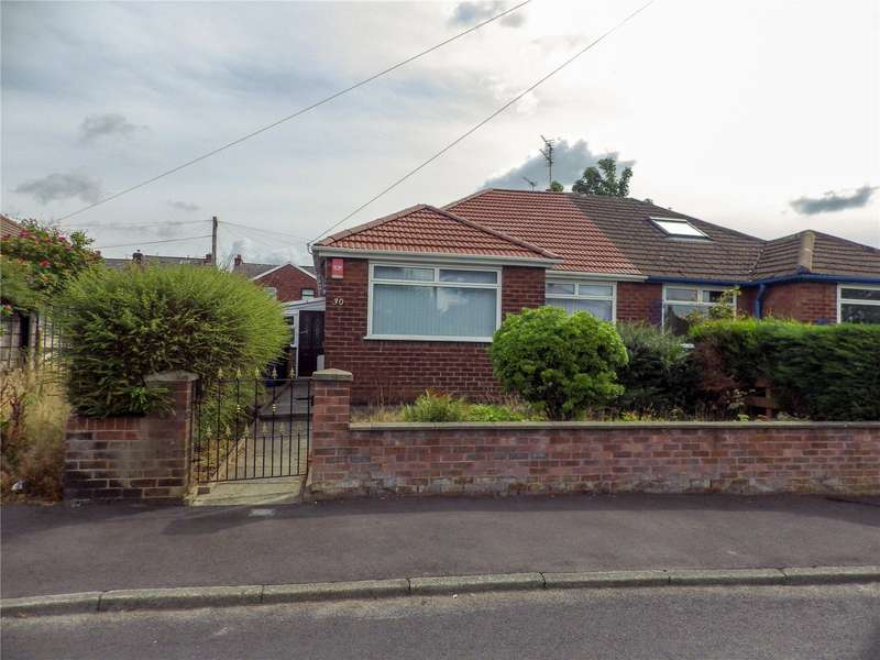 2 Bedrooms Semi Detached Bungalow for sale in Kelson Avenue, Ashton-under-Lyne, Greater Manchester, OL7