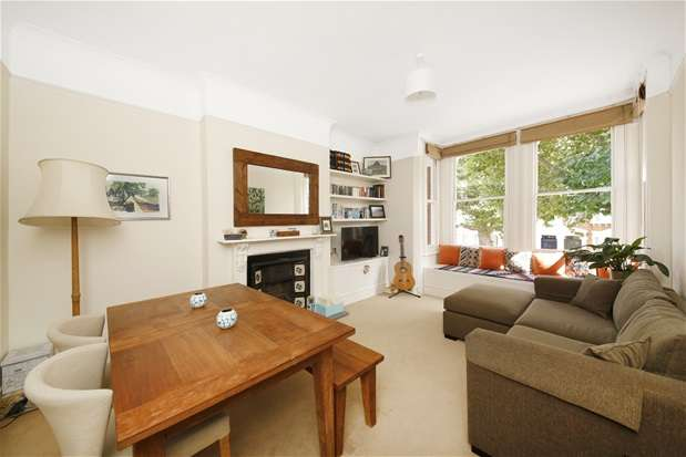 2 Bedrooms Flat for sale in Beckwith Road, Herne Hill
