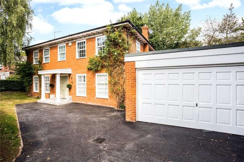 4 Bedrooms Detached House for sale in Illingworth, Windsor, Berkshire, SL4