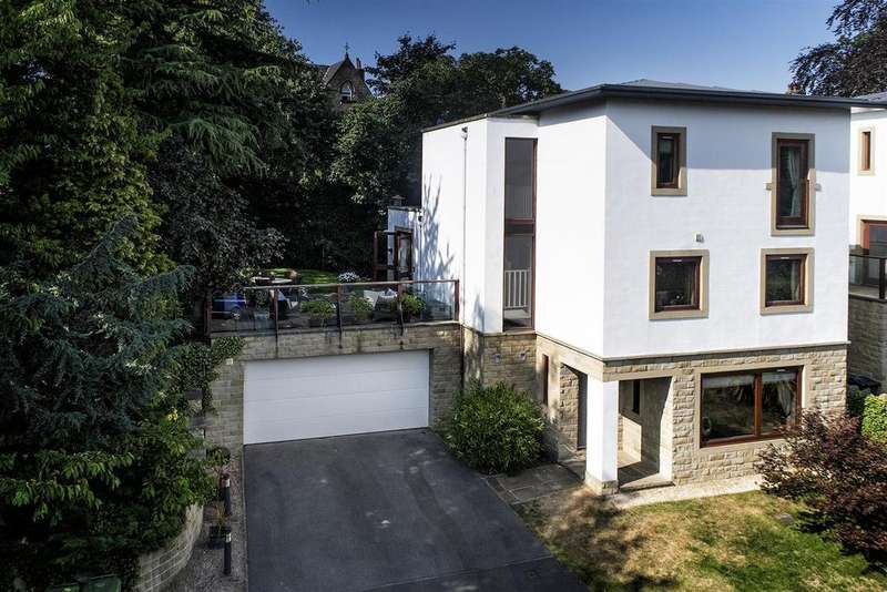 5 Bedrooms Detached House for sale in Heaton Park Villas, Huddersfield