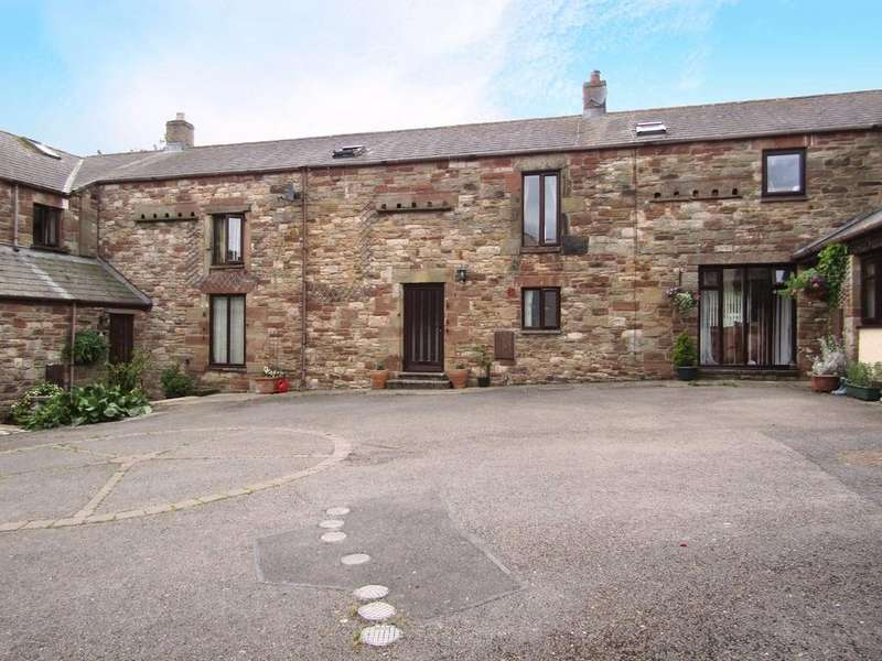 4 Bedrooms Barn Conversion Character Property for sale in 4 Causa Court, Rosley, Wigton, Cumbria