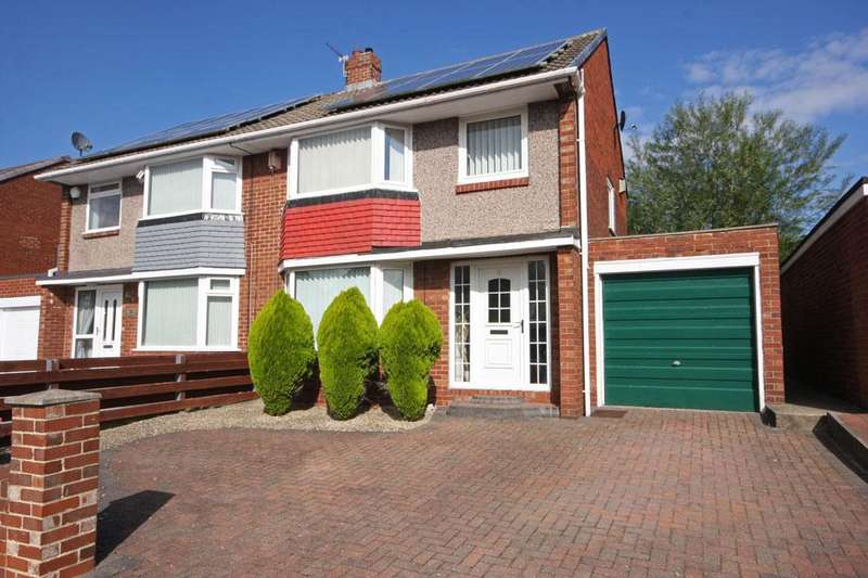 3 Bedrooms Semi Detached House for sale in Thursby, Vigo, Birtley, Chester-le-Street, DH3 2HA