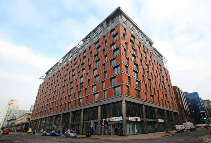 2 Bedrooms Flat for sale in Argyle Street, The Bridge, B9/2, Glasgow G2