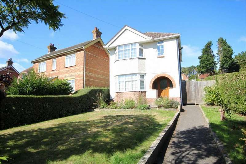 3 Bedrooms Detached House for sale in Guest Avenue, Branksome, POOLE, Dorset