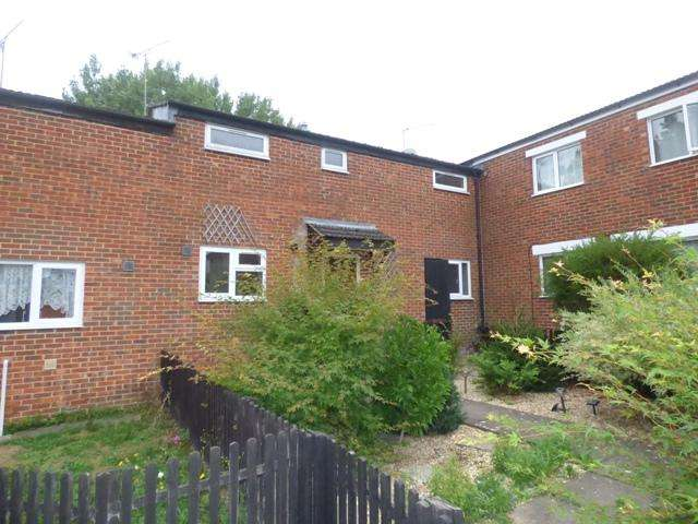 2 Bedrooms Terraced House for sale in AVON COURT, ANDOVER SP10