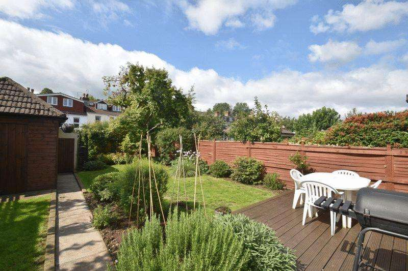 3 Bedrooms Semi Detached House for sale in Claremont Avenue, Bishopston/Redland borders