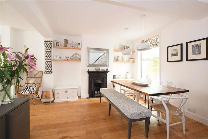 5 Bedrooms Semi Detached House for sale in Havelock Road, , Brighton, East Sussex