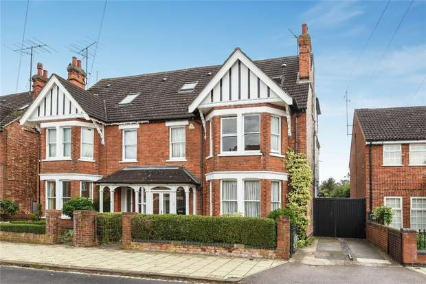 5 Bedrooms Semi Detached House for sale in Beverley Crescent, Bedford