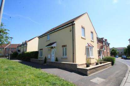 3 Bedrooms Semi Detached House for sale in Linnet Gardens, Portishead, Bristol