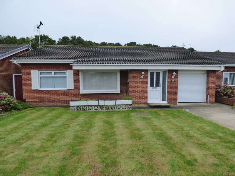 3 Bedrooms Bungalow for sale in Crestwood, Redcar