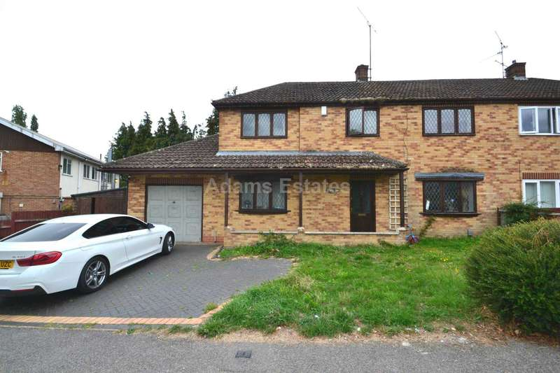 4 Bedrooms Semi Detached House for sale in Royal Avenue, Reading