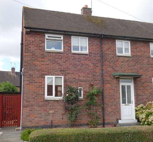 3 Bedrooms Semi Detached House for sale in Falconer Crescent Leicester LE3