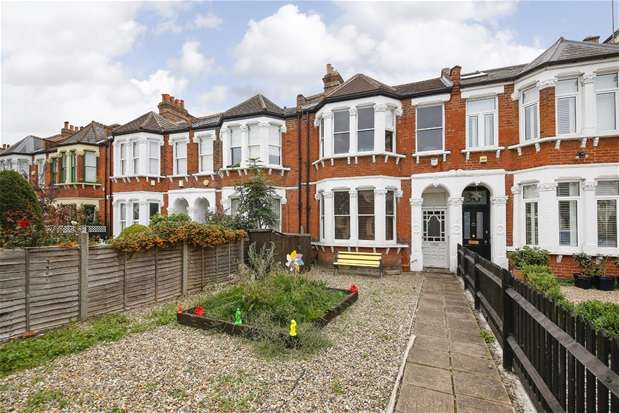 4 Bedrooms Terraced House for sale in Park Hall Road, Dulwich