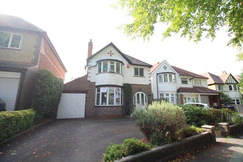 3 Bedrooms Detached House for sale in Burnaston Road, Hall Green, Birmingham