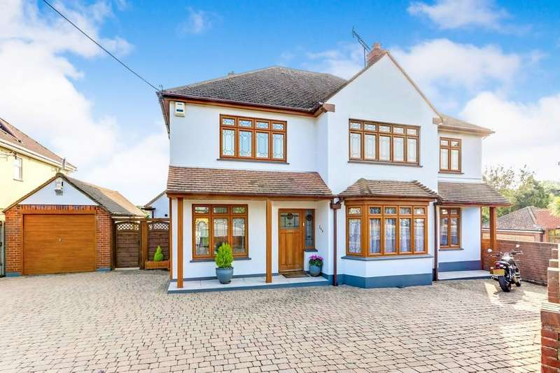 5 Bedrooms Detached House for sale in Eastwood Road, Rayleigh