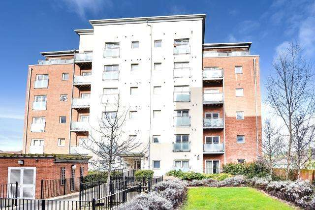 2 Bedrooms Flat for sale in Jeffrey Place, Reading, RG1