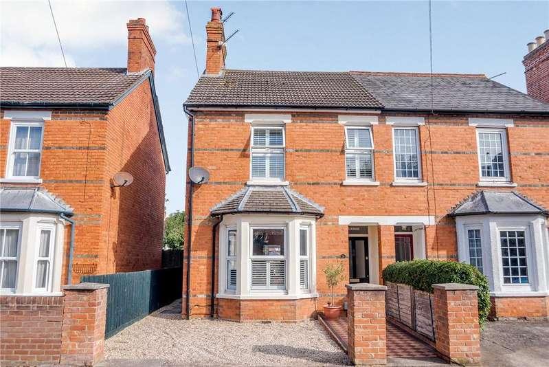 3 Bedrooms Semi Detached House for sale in Stanley Road, Newbury, Berkshire, RG14