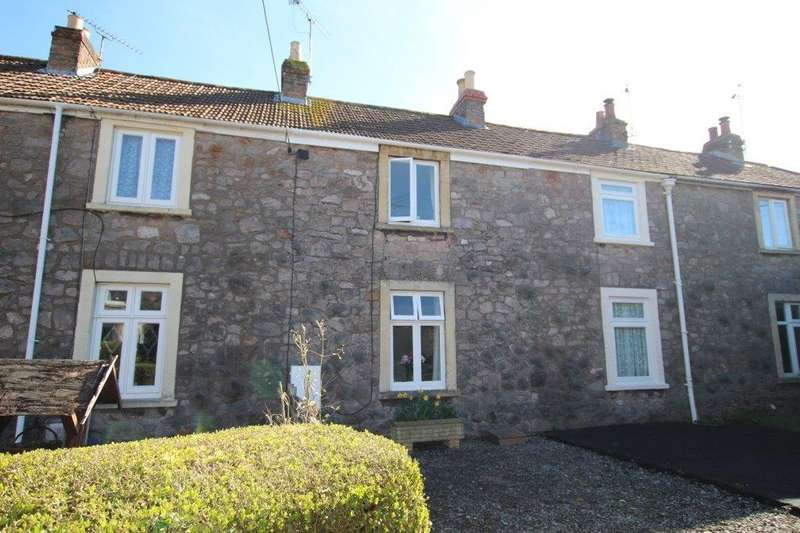 2 Bedrooms Terraced House for sale in Quaint Railway Workers Cottage
