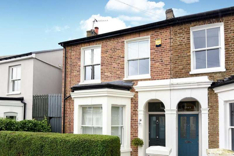 5 Bedrooms Detached House for sale in Crystal Palace Road, East Dulwich