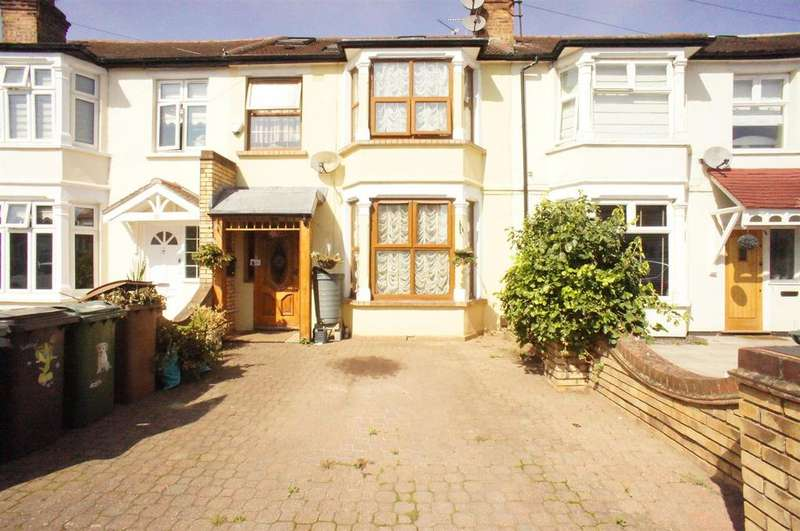 3 Bedrooms Terraced House for sale in Middleton Avenue, London