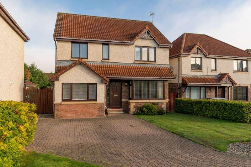 4 Bedrooms Detached House for sale in 43 Baird's Way, Bonnyrigg, EH19 3NS