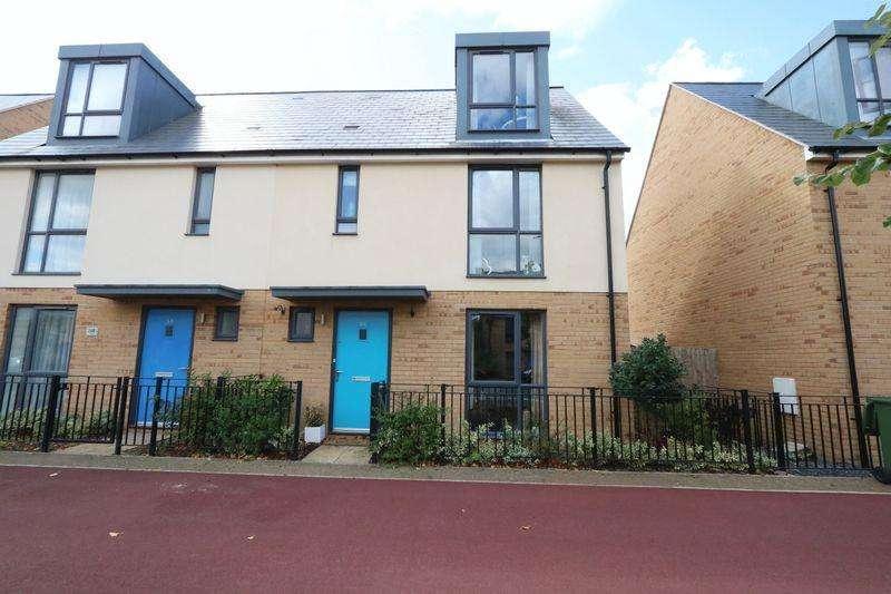 3 Bedrooms Semi Detached House for sale in Fen Street, Milton Keynes