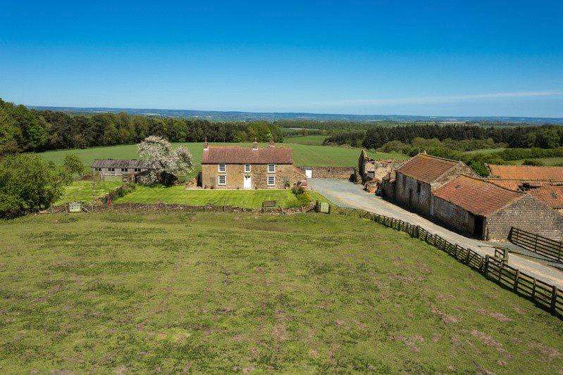 4 Bedrooms Detached House for sale in Gilling East, York, North Yorkshire, YO62