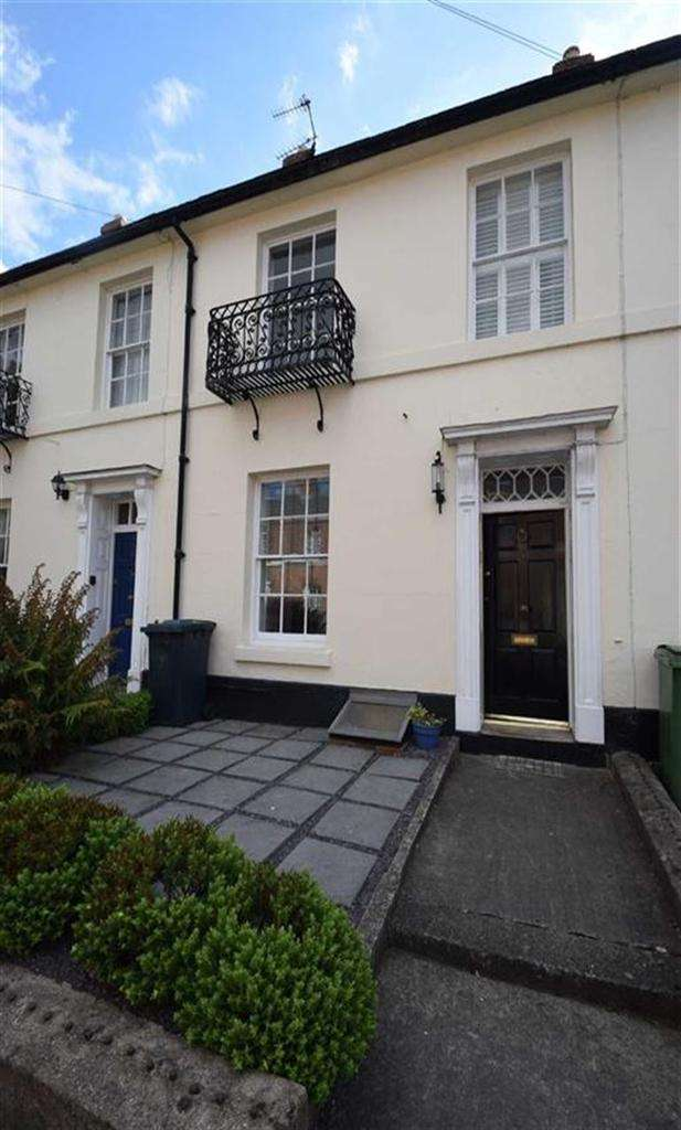 3 Bedrooms Town House for sale in Whitehall Street, Shrewsbury